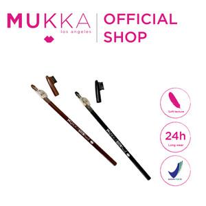 Mukka Brow Pencil Double Head