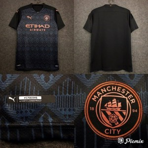 JERSEY BOLA CITI AWAY NEW 2020-2021 GRADE ORI IMPORT
