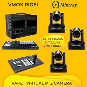 Paket Virtual PTZ Camera