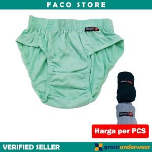 F38 - Celana Dalam Cowok NIKITEX - CD Underwear Pria Katun Original
