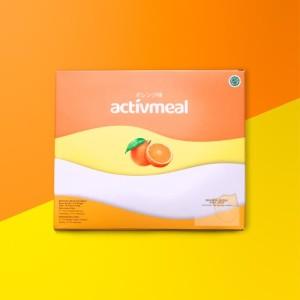 Activmeal Multivitamin Immune 20 Sachet Vitamin Pureway C Glutathione
