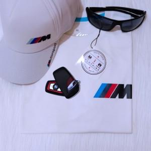 Kaos BMW M Logo - PREMIUM POLYFLEX