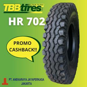 Ban Truk TBB 750-16 14PR / 1000-20 16PR HR702 (SET)