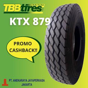 Ban Truk TBB 750-16 14PR / 1000-20 16PR KTX 879 (SET)