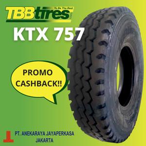 Ban Truk TBB 750-16 14PR / 1000-20 16PR / 1100-20 18 PR KTX 757 (SET)