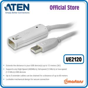 Aten UE2120 - 12M USB 2.0 Extender