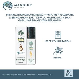 Safe Care Minyak Angin Aromatherapy Refreshing Oil