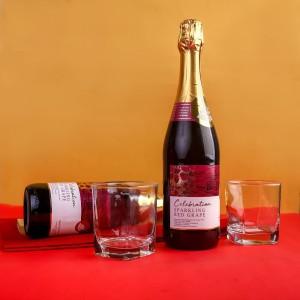 NON ALKOHOL Star Village Sparkling Juice 750ML Jus Anggur Produk Spain