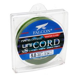 Senar PE x8 Falcon Uni Cord Nono Crystal 300M