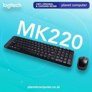 LOGITECH WIRELESS KEYBOARD + MOUSE MK220