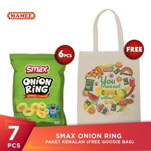 SMAX Onion Ring - Paket Kenalan (Free Goodie Bag)