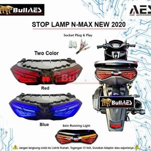 Lampu Stop Yamaha NMAX 2021 WeMerk AES Garansi 1 Tahun