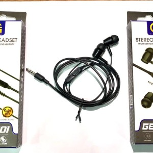 HF G-POWER Earphone GEP-S01