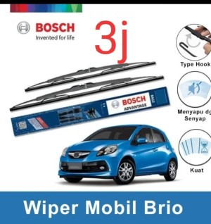 Katalog Wiper Mobil Bosch Advantage 22 04758 Katalog.or.id