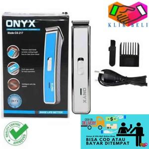 Katalog Mesin Alat Cukur Rambut Onyx Ox 217 Shaver Clipper Katalog.or.id