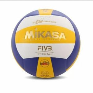 Harga Bola Voli Volley Volly Voly Mikasa Mg 2200 Super Gold Katalog.or.id