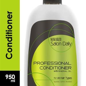 Harga Makarizo Salon Daily Professional Conditioner 950ml Katalog.or.id