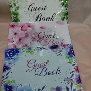 Harga Buku Tamu Pernikahan Custom Katalog.or.id