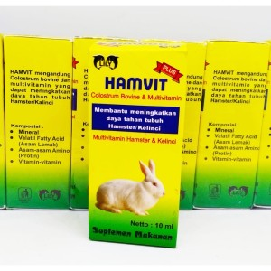 Info Vitamin Hamster Hamvit Katalog.or.id