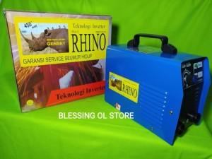 Info Mesin Travo Las Listrik Inverter Rhino 120a Katalog.or.id