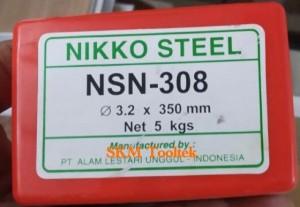 Harga Kawat Las Stainlesteel Nsn 308 2 0 Mm Stainless Stenles Nikko Steel Katalog.or.id