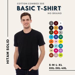 Katalog Kaos Polos Hitam Katalog.or.id