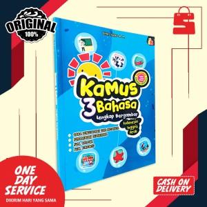 Info Kamus Lengkap 3 Bahasa Katalog.or.id