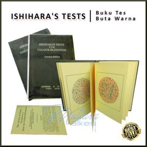 Katalog Buku Test Buta Warna Katalog.or.id