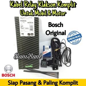 Katalog Kabel Relay Set Bosch Untuk Klakson Mobil Dan Motor Katalog.or.id
