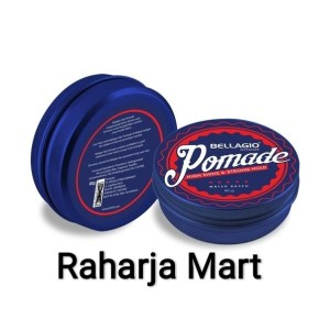 Harga Bellagio Homme Pomade High Shine Strong Hold Katalog.or.id