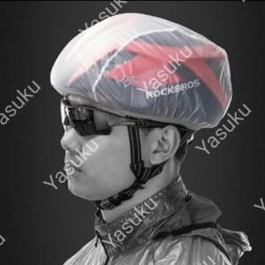 Harga Cover Helm Sarung Helm Mantel Helm Anti Air Tas Helm Waterproof Kuning Katalog.or.id