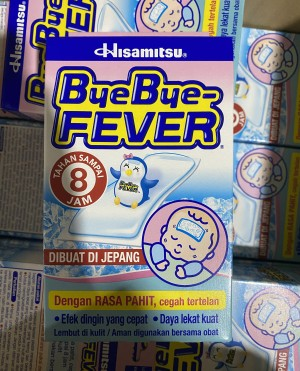 Harga Bye Bye Fever Katalog.or.id