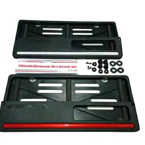 Info Cover Plat Nomor Ahm Honda Genuine Accessories Dudukan Plat Nomor Katalog.or.id