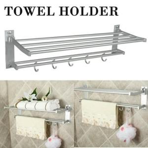 Info Tempat Gantungan Rak Jemuran Indoor Handuk Dinding Alumunium Toilet Katalog.or.id