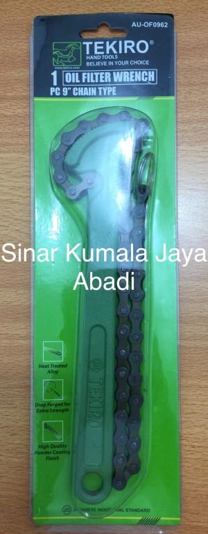 Harga Kunci Oli Filter Rantai Oil Filter Wrench With Chain 8 Inch Ats Katalog.or.id