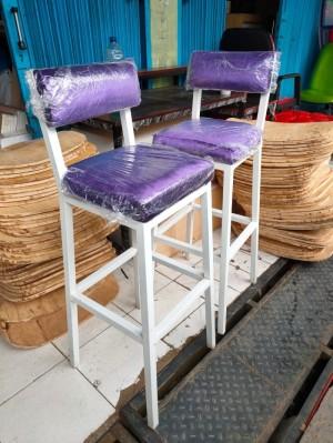 Harga Promo Kursi Cafe Minimalis Industrial Bangku Bar Katalog.or.id