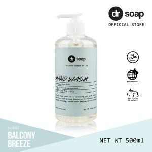 Katalog Dr Soap Hand Wash 500ml Balcony Breeze Katalog.or.id