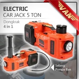 Info Dongkrak Mobil Elektrik Electric Jack For Car 2 Ton Bukan Krisbow Katalog.or.id