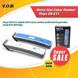 Harga Mesin Alat Cukur Rambut Onyx Ox 217 Shaver Clipper Katalog.or.id