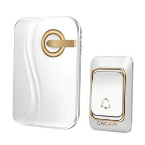 Info 2 Receiver Door Bell Wireless 38 Tune Bel Pintu Pagar Rumah Kantor Katalog.or.id
