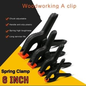 Harga Spring Clamp Nylon Tactix 6 5 Inch Penjepit Kayu Besi Klem Catok Katalog.or.id