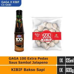 Info Bakso Sapi Mercon Pedas Katalog.or.id