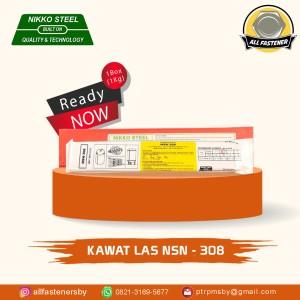 Katalog Kawat Las Stainlesteel Nsn 308 2 0 Mm Stainless Stenles Nikko Steel Katalog.or.id