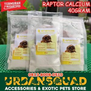 Katalog 10 Gram Calcium Powder Kalsium Reptil Reptile Gecko Ular Tortoise Katalog.or.id