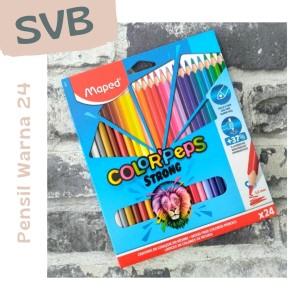 Harga Atk0632mp Maped Extravagant 60 Colors Peps Ot832004 Crayon Pensil Katalog.or.id
