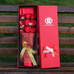 Harga Heart Box Rose Soap Bunga Sabun Valentine Katalog.or.id