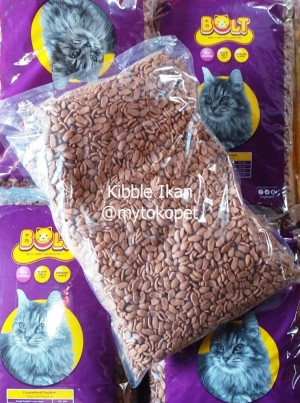 Katalog Bolt 1kg Makanan Kucing Bolt Re Pack Katalog.or.id