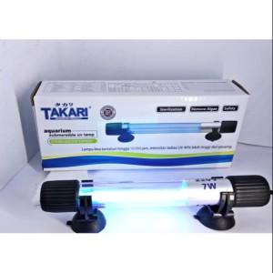 Katalog Takari 5 7 9 11 Watt Lampu Uv Ultra Violet Aquarium Aquascape Katalog.or.id