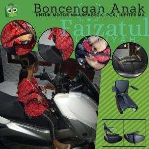 Katalog Jok Kursi Boncengan Anak Depan Yamaha Nmax Aerox Dan Honda Pcx Katalog.or.id