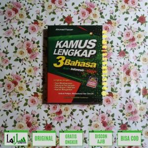 Katalog Kamus 3 Bahasa Berwarna Katalog.or.id